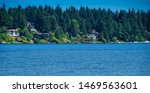 View From Mercer Island Of The...