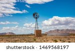 Windmill In An American...