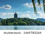 Beautiful West Lake (xihu), Hangzhou, China