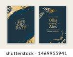 luxury brochure  cover  wadding ... | Shutterstock .eps vector #1469955941