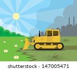 beautiful nature next to... | Shutterstock .eps vector #147005471