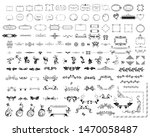 mega set or collection... | Shutterstock . vector #1470058487