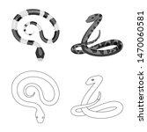 vector illustration of mammal...   Shutterstock .eps vector #1470060581