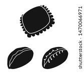 vector illustration of cuisine... | Shutterstock .eps vector #1470066971