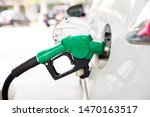 refill and filling oil gas fuel ... | Shutterstock . vector #1470163517