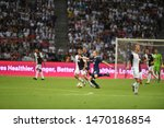 Small photo of Kallang-singapore-21jul2019:Oliver Skipp #52 Player of Tottenham hotspur in action during icc2019 between juventus 2-3 spur at national stadium,singapore
