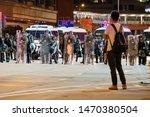 jordan  hong kong   03 august ...   Shutterstock . vector #1470380504