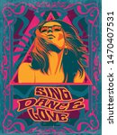 Sing  Dance  Love Psychedelic...