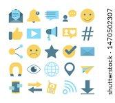 internet concept. idea of...   Shutterstock .eps vector #1470502307