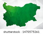 map of bulgaria   green... | Shutterstock .eps vector #1470575261