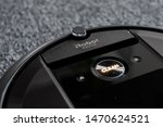 riga  august 2019   new irobot... | Shutterstock . vector #1470624521