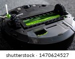riga  august 2019   new irobot... | Shutterstock . vector #1470624527