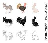 vector illustration of breeding ... | Shutterstock .eps vector #1470652061