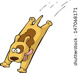 action,adorable,agility,animal,bouncing,canine,carefree,cartoon,character,cheerful,cute,dog,doggy,drawing,falling