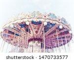 Paris France  Carnival Carousel ...