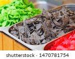 mexican nachos multicolor salty ...   Shutterstock . vector #1470781754