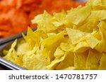 mexican nachos multicolor salty ...   Shutterstock . vector #1470781757