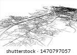 outline city concept vector....   Shutterstock .eps vector #1470797057