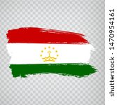 flag republic of tajikistan...