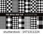 black and white buffalo check... | Shutterstock .eps vector #1471311224
