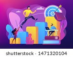goal achievement  career... | Shutterstock .eps vector #1471320104