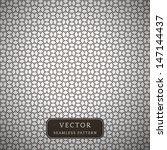 modern pattern illustration.... | Shutterstock .eps vector #147144437
