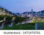 west kowloon  hong kong  ...   Shutterstock . vector #1471470701