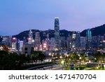 west kowloon  hong kong  ...   Shutterstock . vector #1471470704