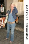 Small photo of London. Jo O'Meara (Ex S Club 7) at the High Street To Haute Couture - Gala Genes for Jeans fashion show at the Hotel Inter-Continental. 08 September 2005 Flashburst/Landmark Media