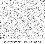 dotted seamless pattern....   Shutterstock .eps vector #1471526561