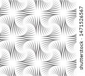 dotted seamless pattern.... | Shutterstock .eps vector #1471526567