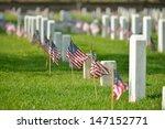 Veterans Memorial Cemetery...