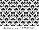 flower geometric pattern.... | Shutterstock .eps vector #1471873481
