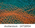 Fishing Nets In Dingle Harbor