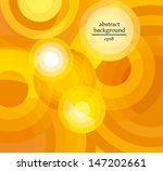 abstract rounded background | Shutterstock .eps vector #147202661