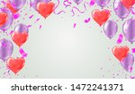 happy birthday greeting card... | Shutterstock .eps vector #1472241371
