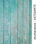 shabby mint wood background | Shutterstock . vector #147224975