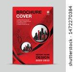 real estate multi color... | Shutterstock .eps vector #1472270384