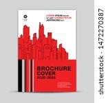 real estate multi color... | Shutterstock .eps vector #1472270387