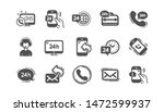processing icons. call center ... | Shutterstock .eps vector #1472599937