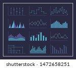 modern infographic design chart ...   Shutterstock .eps vector #1472658251