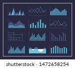 modern infographic design chart ...   Shutterstock .eps vector #1472658254