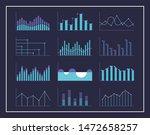 modern infographic design chart ... | Shutterstock .eps vector #1472658257
