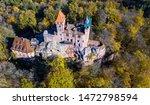 Aerial View  Castle...