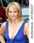 London  Uk. Jk Rowling At The...