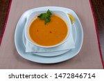 mercimek corbas   lentil soup... | Shutterstock . vector #1472846714