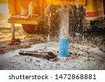 The Water Flowing Artesian Wel...