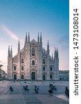 Duomo Di Milano  Milan...