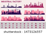 abstract stylish cityscape... | Shutterstock .eps vector #1473126557