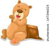 illustration of isolated cute...   Shutterstock .eps vector #147346025